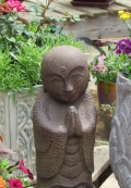 Jizo the Protector of Travelers, Women and Children