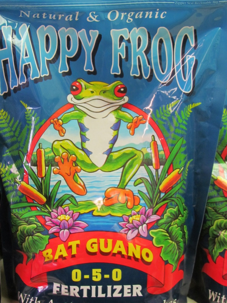 Happy Frog Fertilizer
