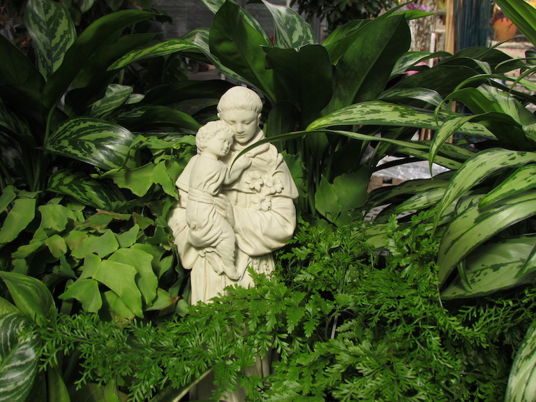 Saint Francis with Child