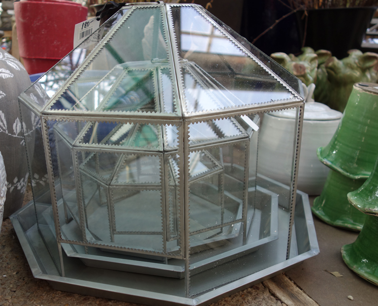 Metal Gazebo Terrarium Boulder Colorado