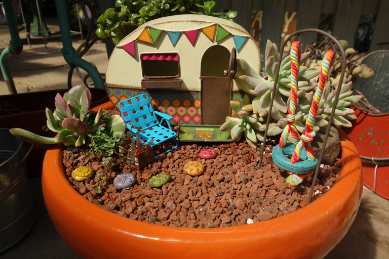 Products   Fairy Gardens