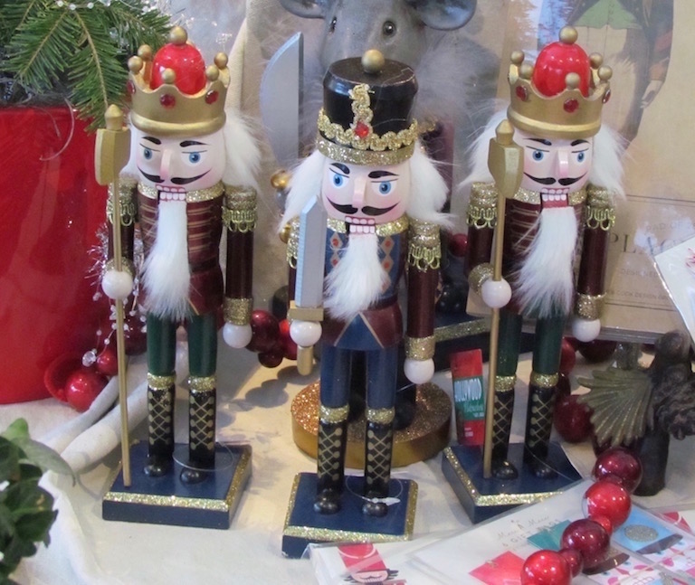 Nutcrackers in Boulder, CO