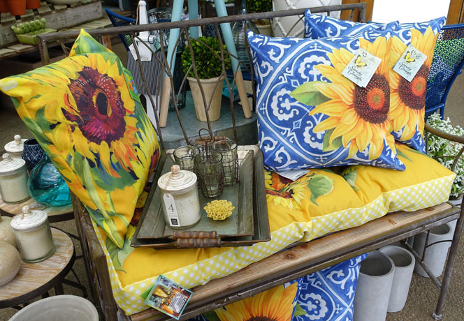 Indoor Outdoor Pillows Sturtz and Copeland