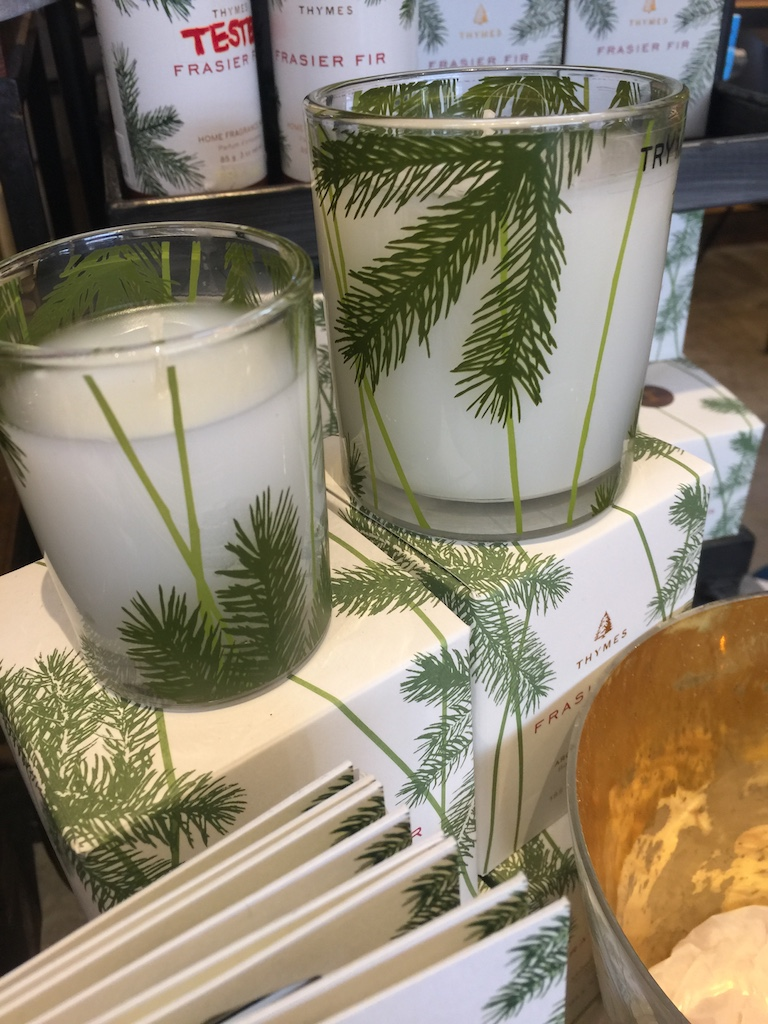 Wonderfully Fragrant Frasier Fir Candles
